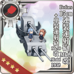 博福斯(Bofors)15cm连装速射炮 Mk.9改 + 单装速射炮 Mk.10改 Model 1938