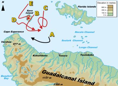 Naval battle of Guadalcanal, November 14 1942.png