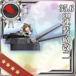 35.6cm连装炮改二