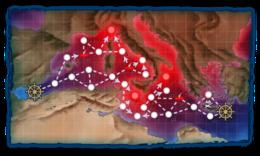 地中海/马耳他岛近海/第勒尼安海
