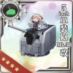 5inch单装炮 Mk.30改