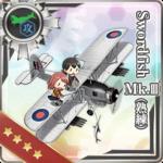 剑鱼(Swordfish) Mk.III(熟练)