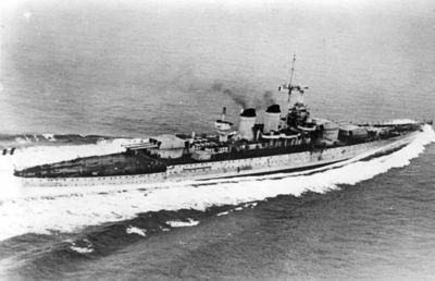 利托里奥号1937年第一次试航.jpg